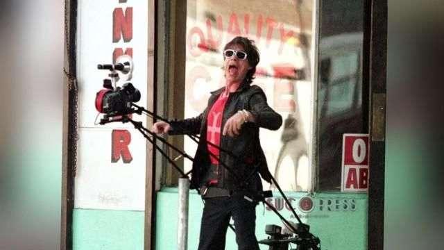 Mick Jagger es padre a los 73 años