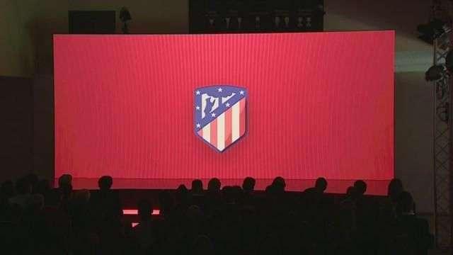 Este será el nuevo escudo del Atlético de Madrid para la temporada 2017-2018