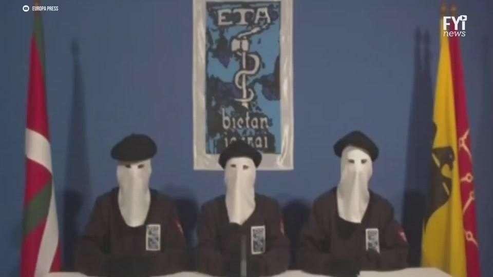 Aparecen los fantasmas de ETA