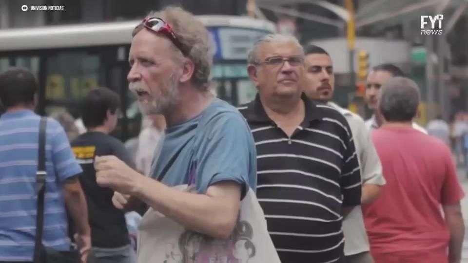 """Argentina pone a los """"locos"""" en al aire"""