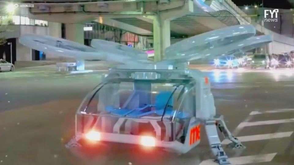Un dron-ambulancia puede salvar vidas