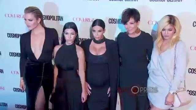 Las hermanas Kardashian debutan en el cine