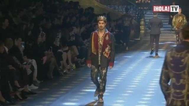 Los millenials gobiernan el mundo: la nueva premisa de Dolce and Gabbana   ¡HOLA! Diario