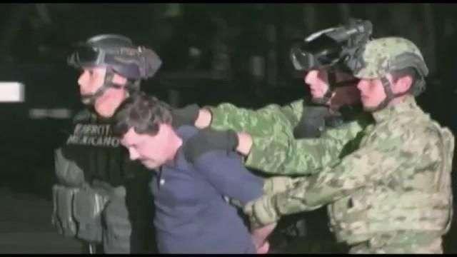 El Gobierno de México extradita al Chapo Guzmán a Estados Unidos