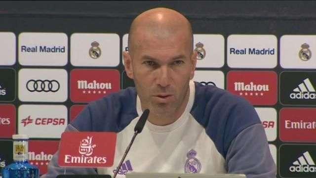 """Zidane: """"Cristiano está bien, siempre va a marcar la diferencia"""""""