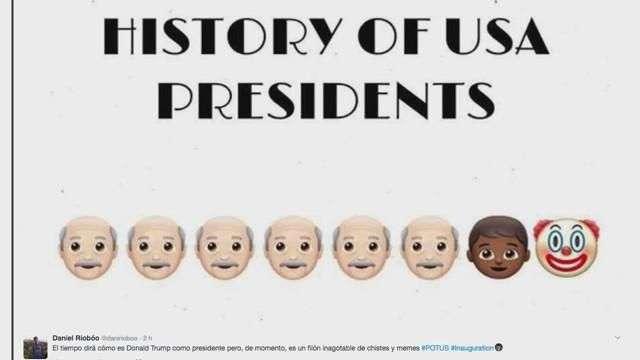 Hoy en los Memes: Trump es Presidente de EE.UU., El Chapo y más