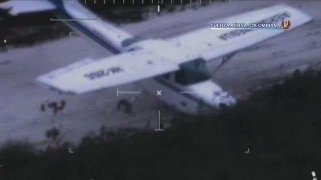 Encuentran ilesos a cinco pasajeros de aeronave desaparecida en Colombia