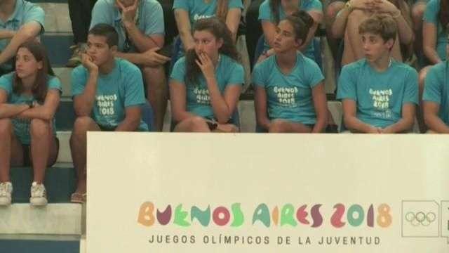 Inicia el primer campus oficial de los Juegos Olímpicos de la Juventud de Buenos Aires 2018