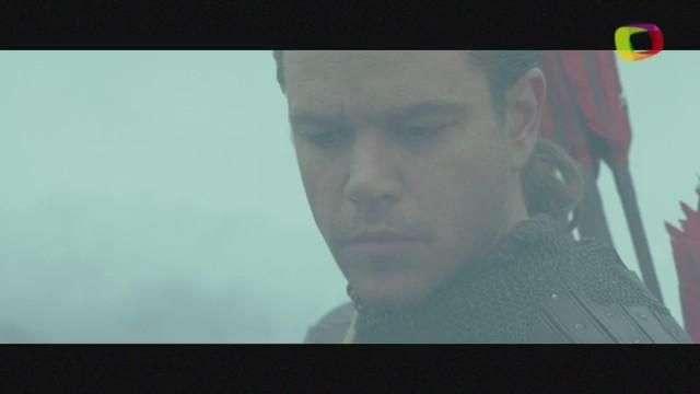 """Avance exclusivo de la película """"The Great Wall"""" (VIDEO)"""