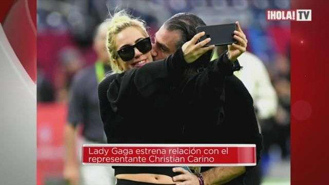 Lady Gaga: ilusionada y disfrutando de una nueva relación