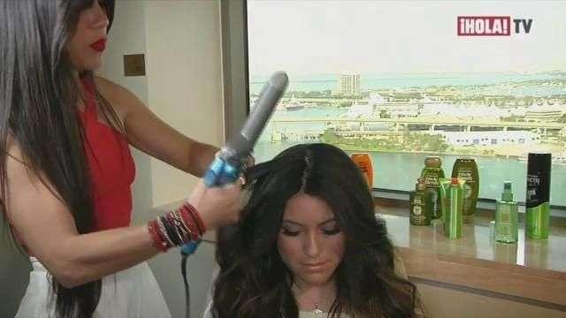 Tutorial: cómo preparar el pelo para lograr ondas naturales