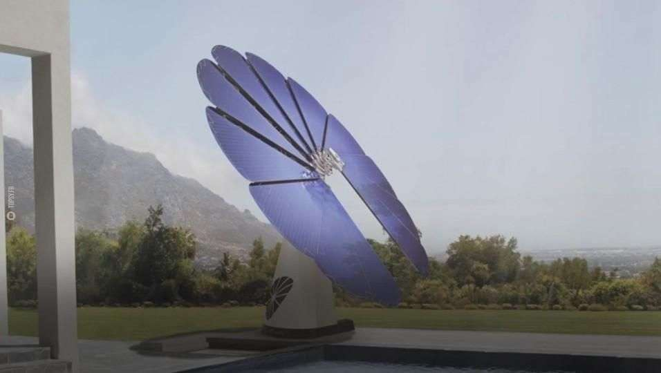 SmartFlower, un nuevo nivel de la energía solar