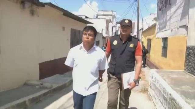 Capturan en Guatemala a presunto pederasta durante operativo