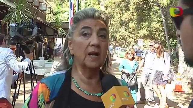 La alcaldesa Virginia Reginato comenta la seguridad en el Festival