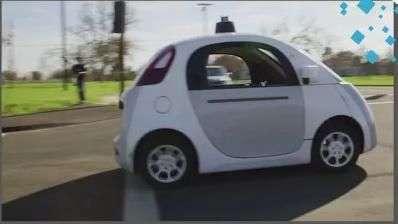 Google y sus coches sin conductor