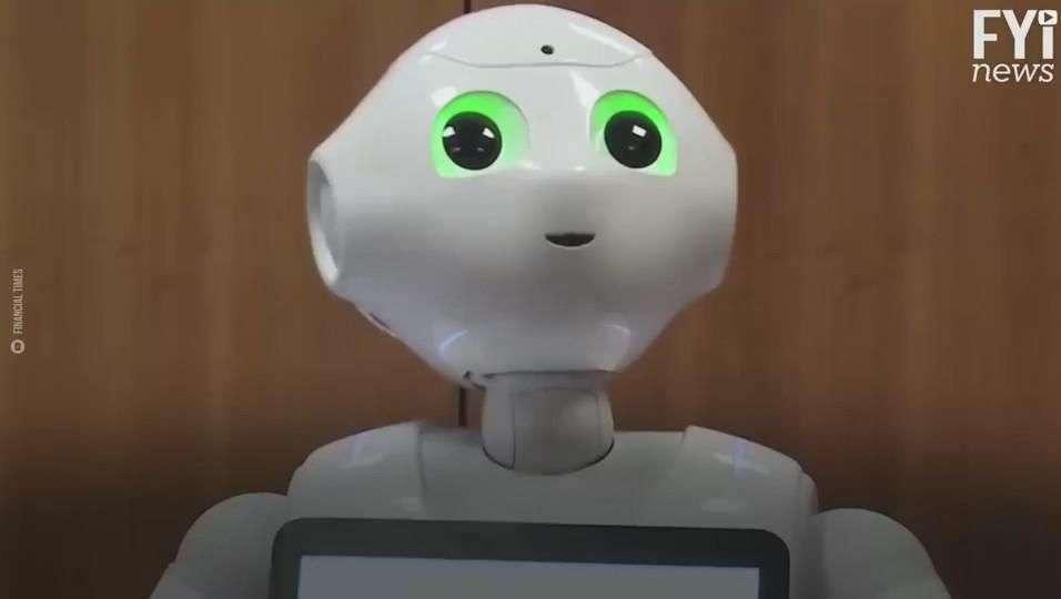 Robots que se convierten en maestros de escuela
