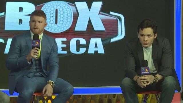 'Canelo' Álvarez y Julio César Chávez Jr. pelearán por el orgullo