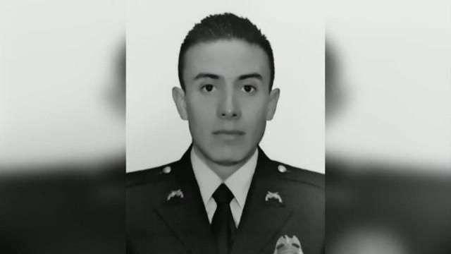 Atentado en Bogotá cobra la vida de joven policía