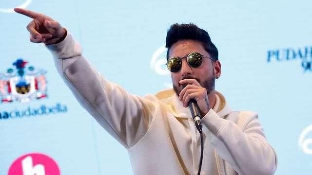 Revisa la conferencia de prensa de Maluma en Festival de Viña