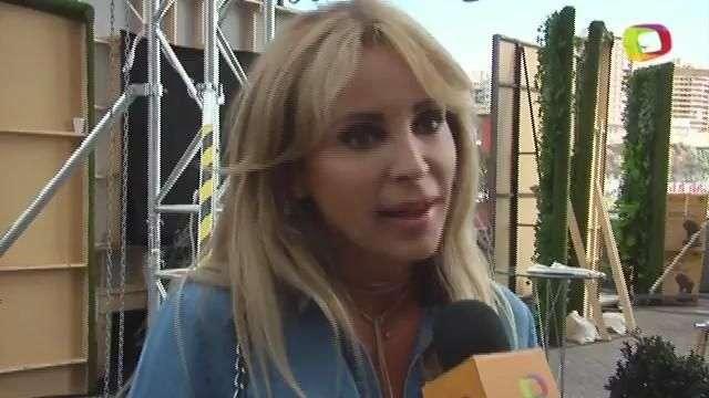 Eva Gómez comenta el Festival y actuación de Isabel Pantoja