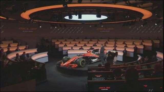 McLaren espera recuperar el éxito con su nuevo monoplaza naranja
