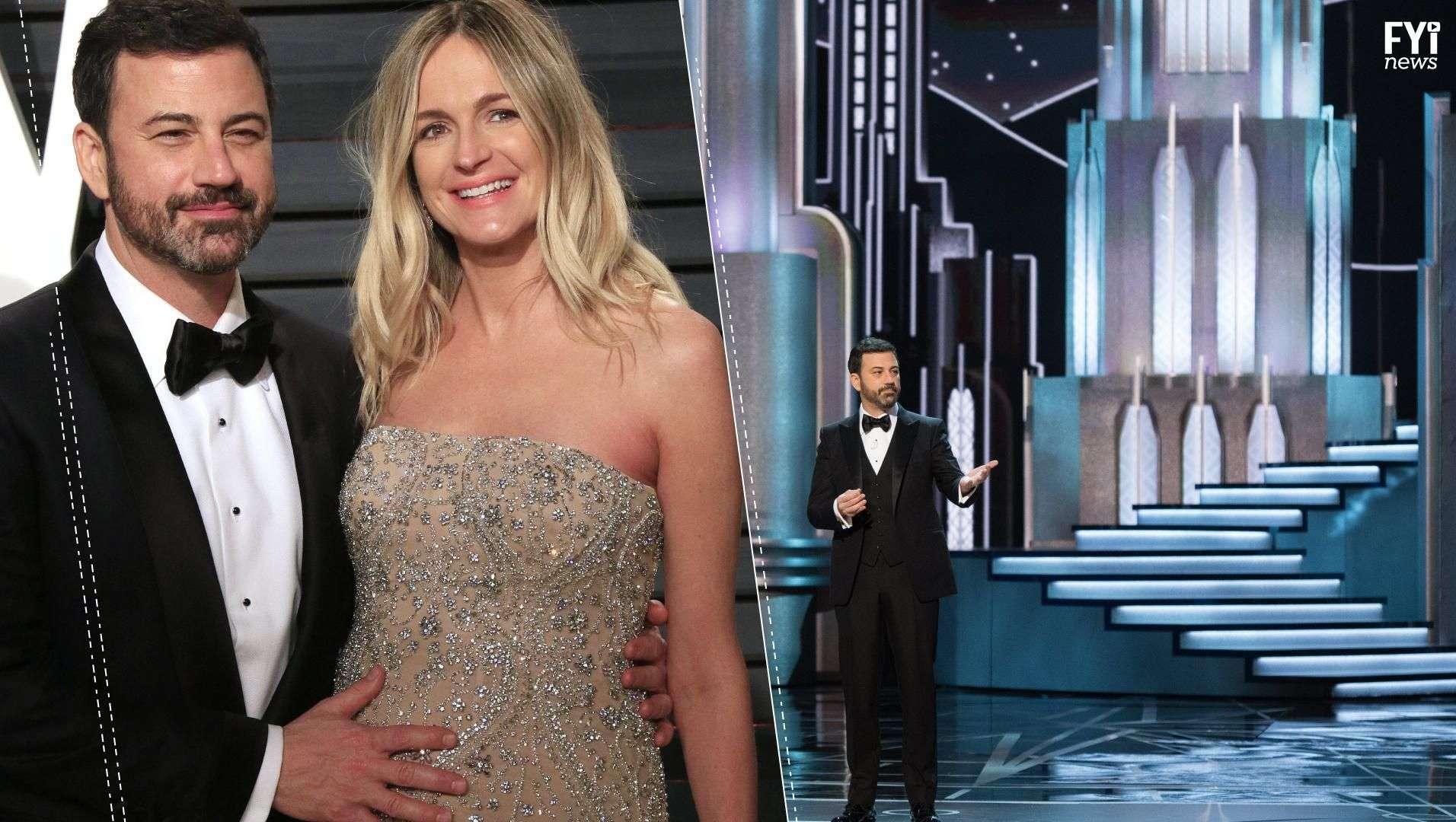 Jimmy Kimmel ¿El mejor presentador de los Óscar?