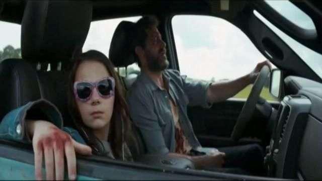 """Hugh Jackman cuelga las cuchillas como Wolverine en """"Logan"""""""