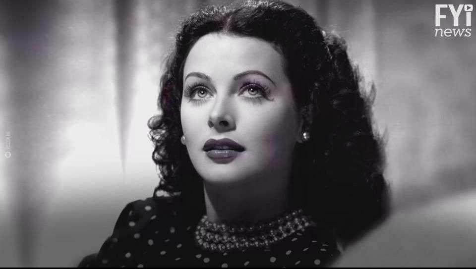 La mujer responsable de nuestra tecnología, Hedy Lamarr