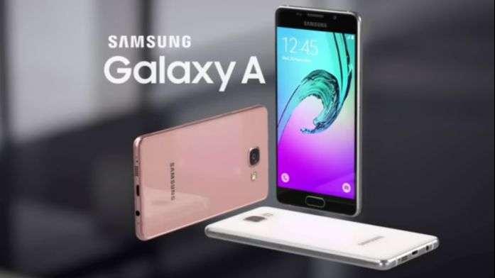 Samsung presenta el nuevo Galaxy serie A
