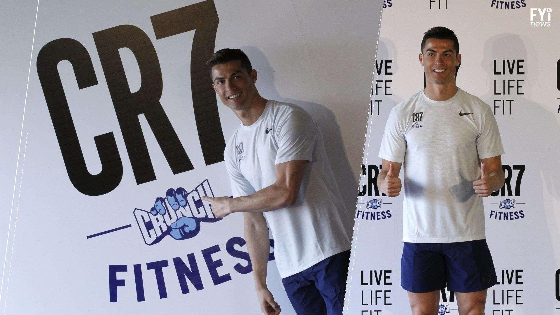 Cristiano Ronaldo está preparado para entrenar contigo