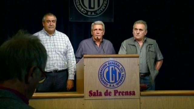 La mayor central obrera de Argentina convoca a huelga general para 6 de abril