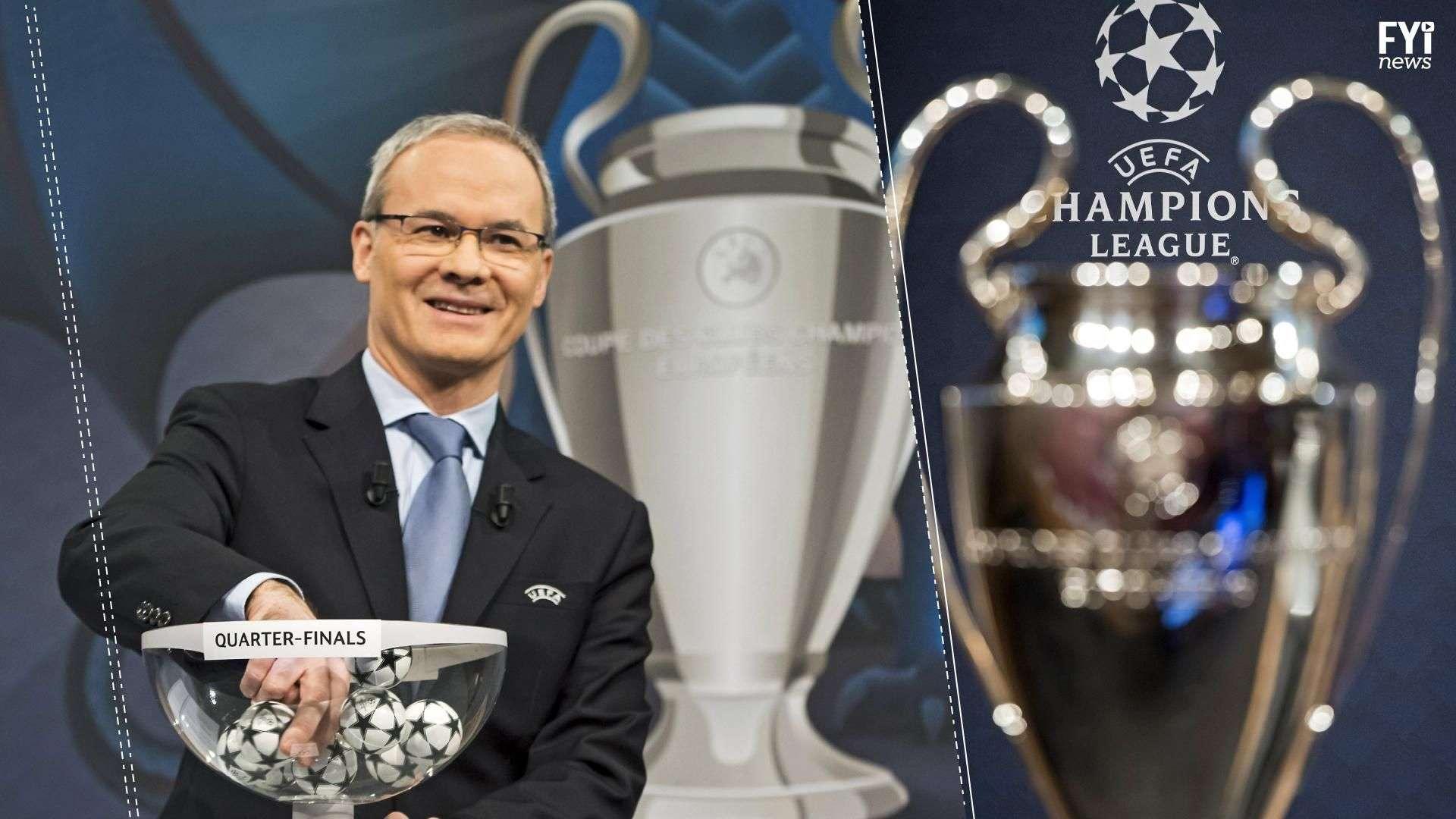 ¿Quiénes tienen más cancha en cuartos de final de la Champions League?