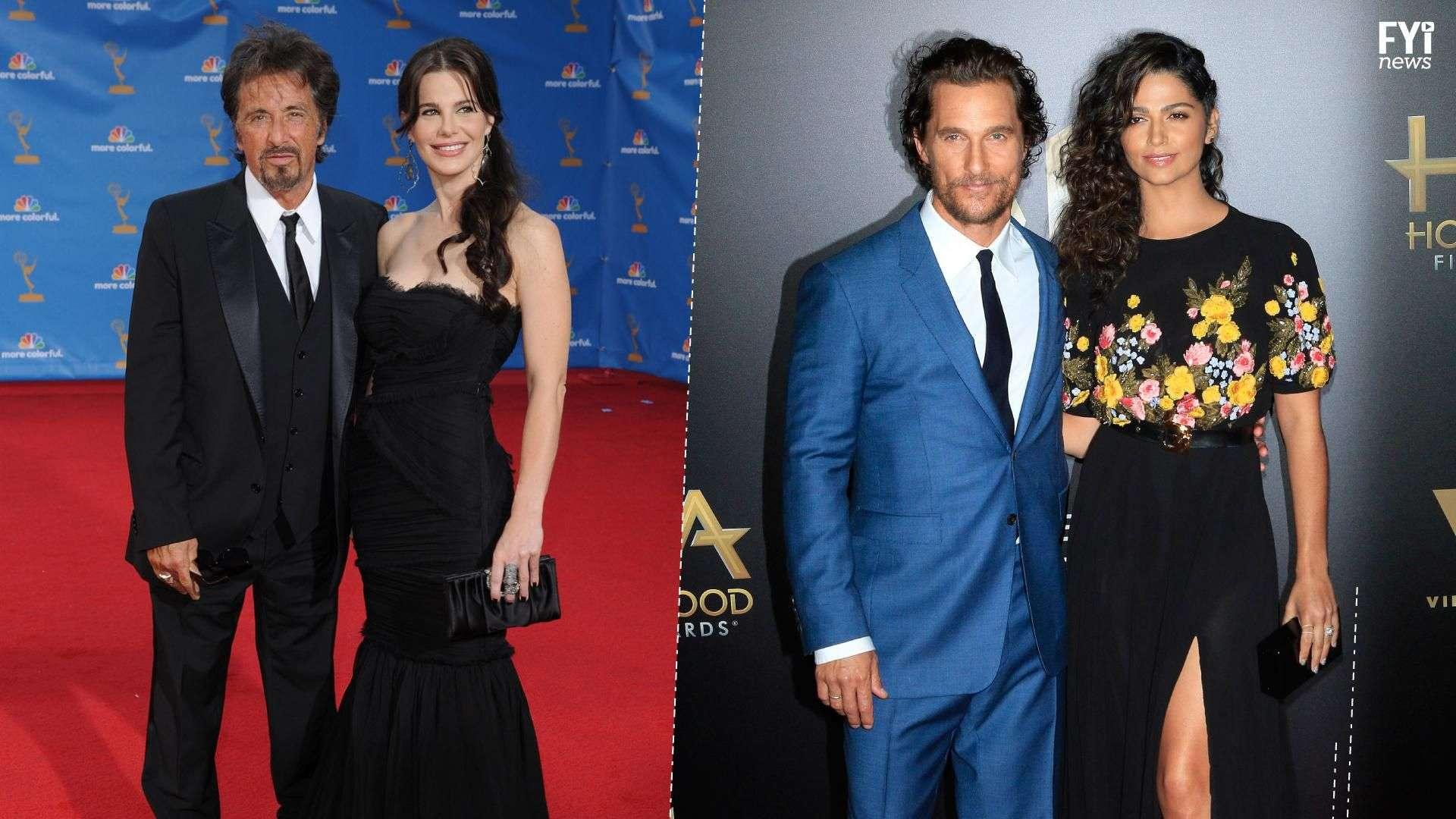 Latinas que conquistaron el corazón de los actores de Hollywood