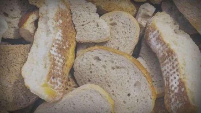 Chef James: Revive el pan muerto