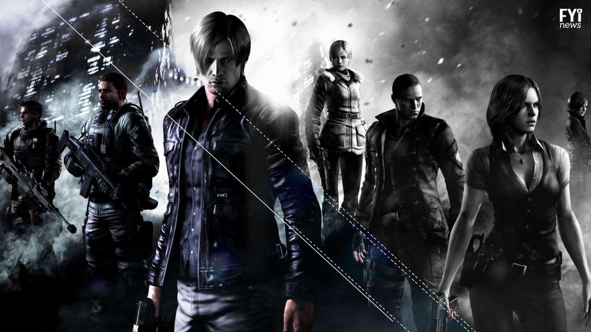 Resident Evil: 21 años entre zombis