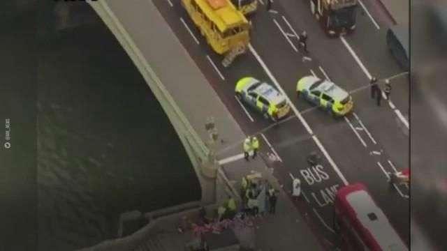Ataque terrorista en parlamento británico