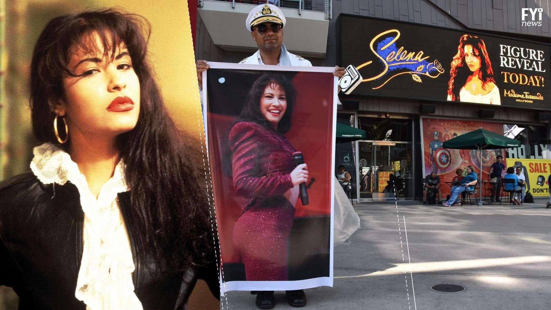 Selena: un antes y un después de las leyendas latinas