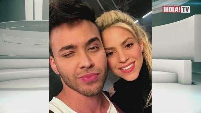 Prince Royce reveló detalles de su última colaboración con Shakira