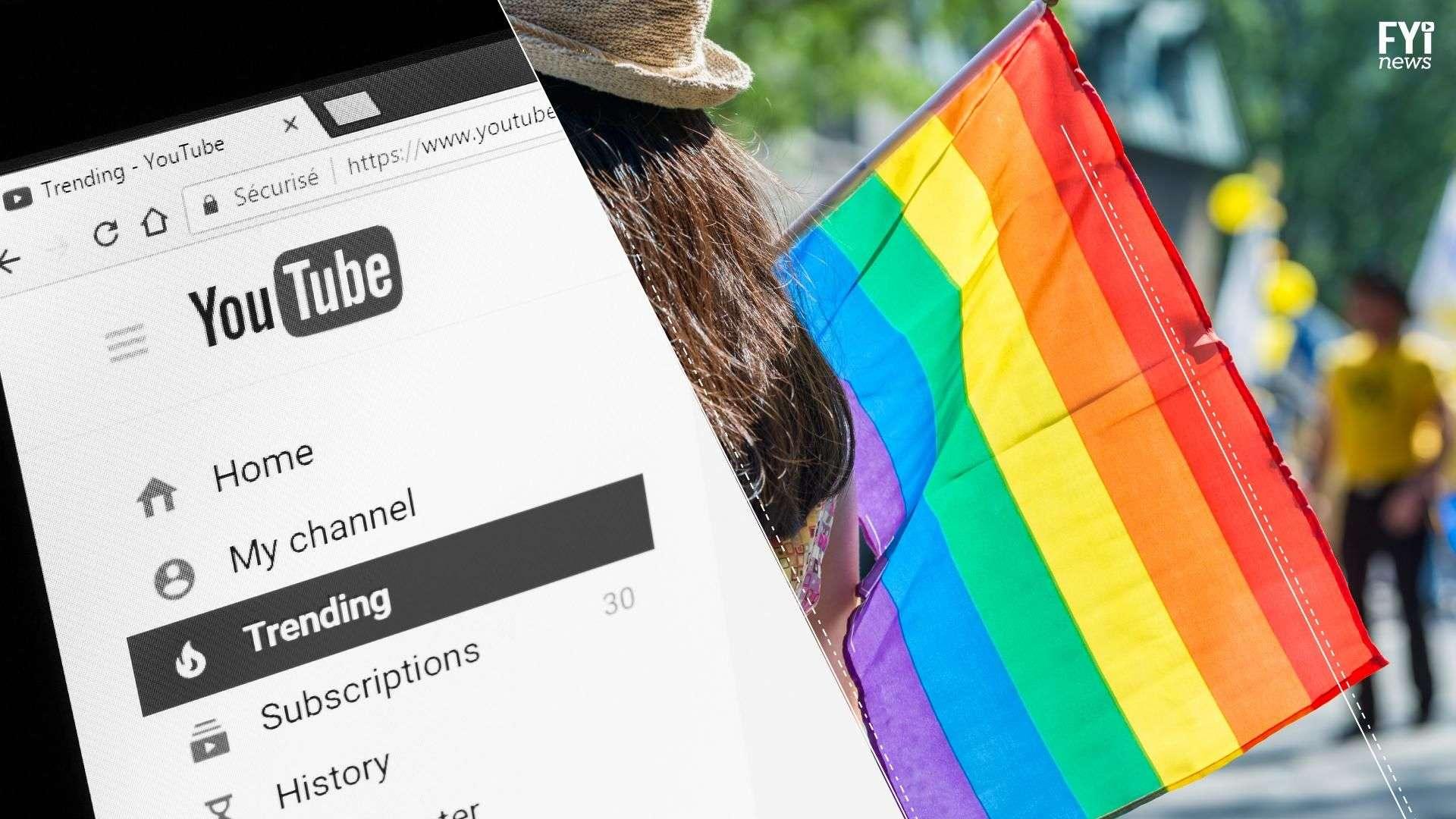 Youtube bloquea contenidos LGBT