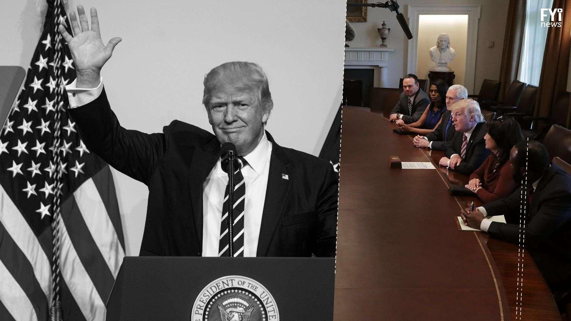 FBI se mantiene encima de Trump