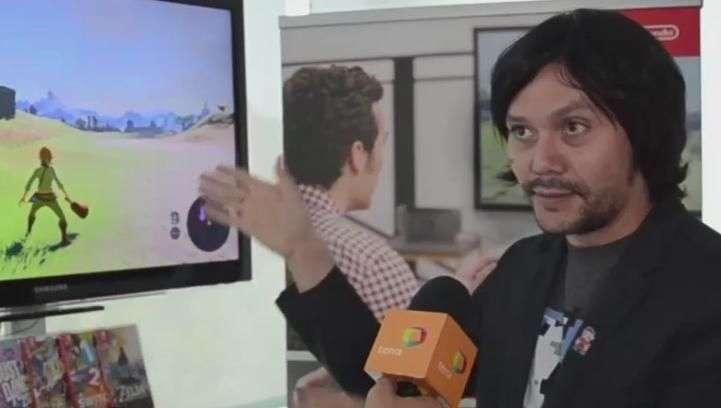 Playmania: Conversamos con Juan Cancino sobre lo nuevo de Nintendo
