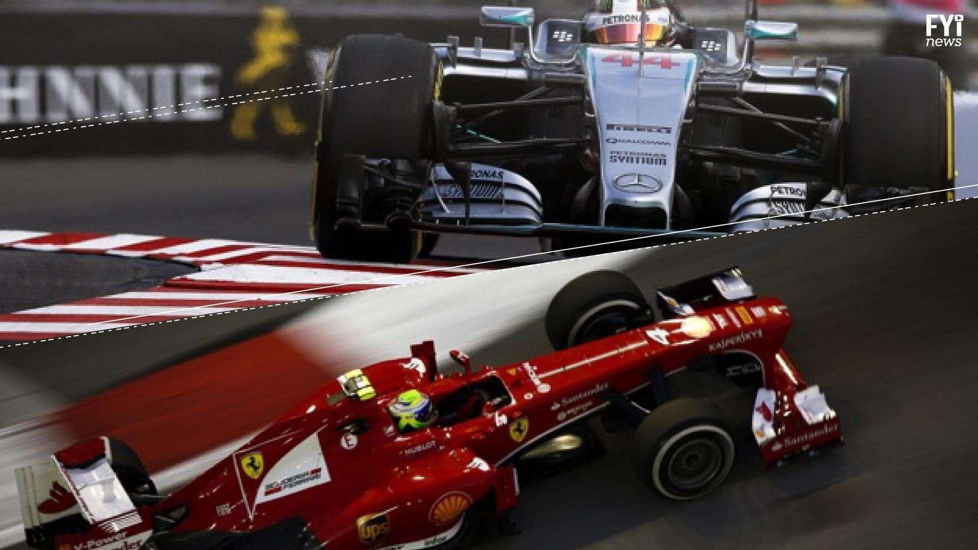Se encienden los motores de la F1