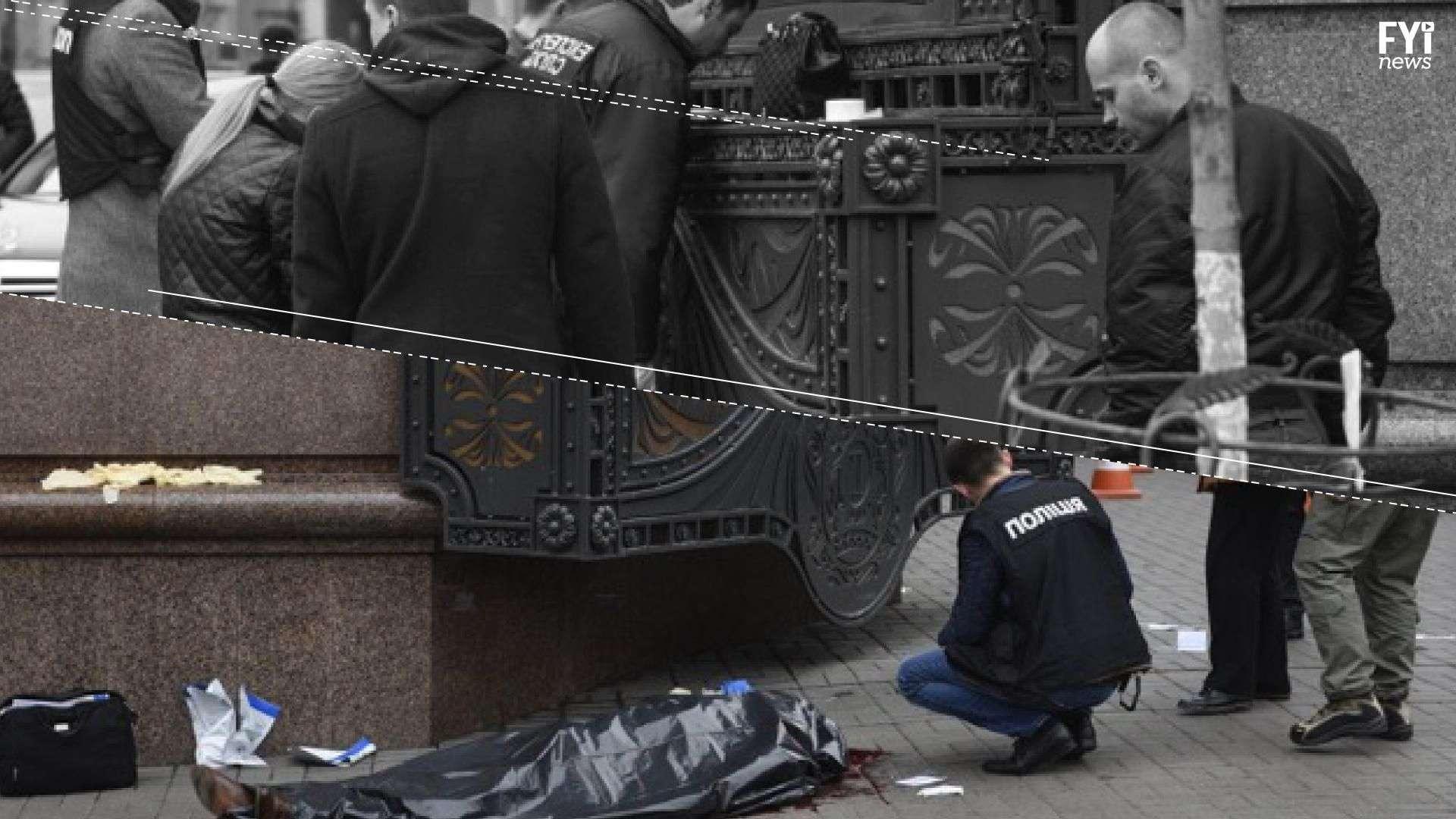 Asesinato de opositor ruso en Ucrania crea tensión