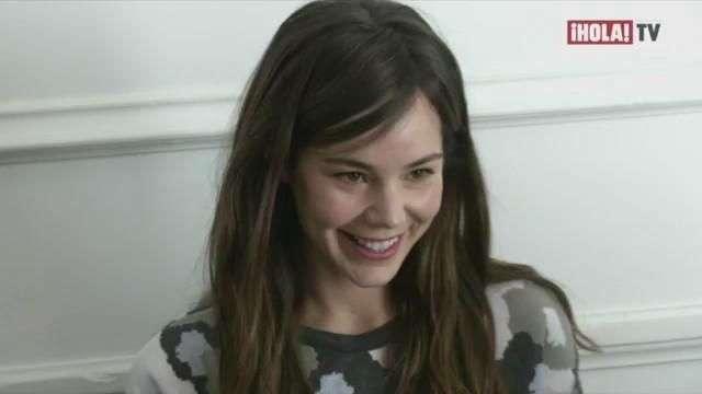 """Camila Sodi: """"Me preocupa mucho y me ocupa mucho la educación"""""""