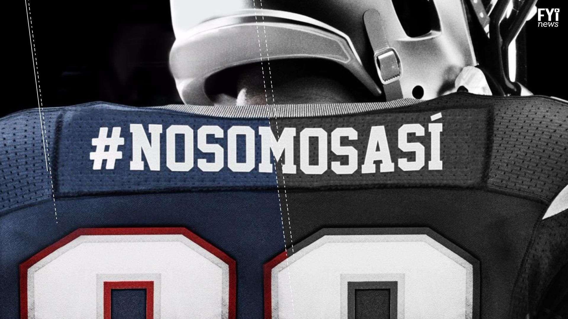 Mexicanos le dicen a Tom Brady: #NoSomosAsí