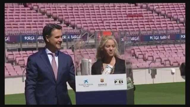 Shakira, emocionada con el éxito de su escuelas para niños de Barranquilla