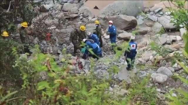 Localizado uno de los tres españoles desaparecidos en Mocoa