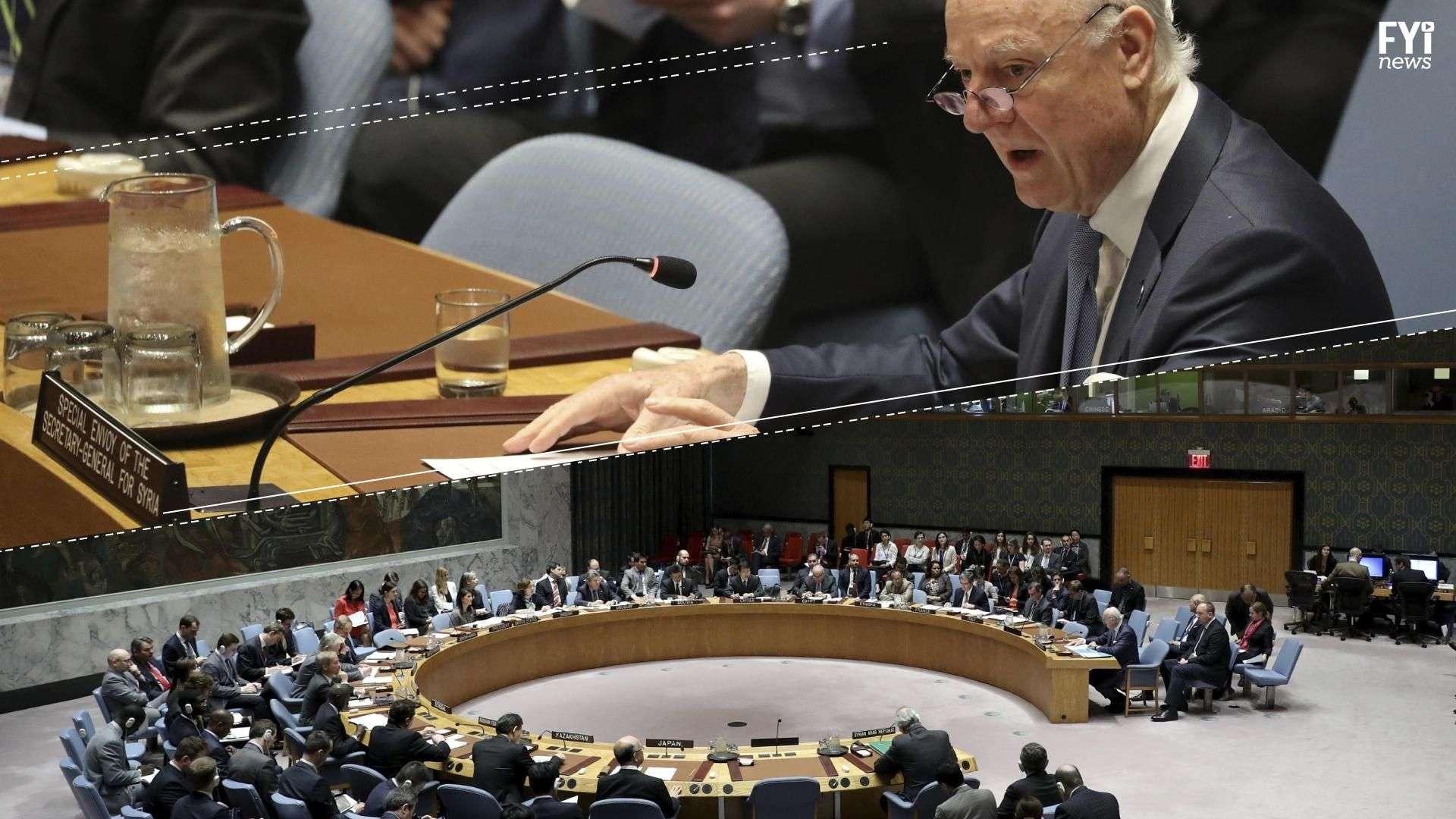 ¡Sin justicia! El ataque químico en Siria sigue sin culpables