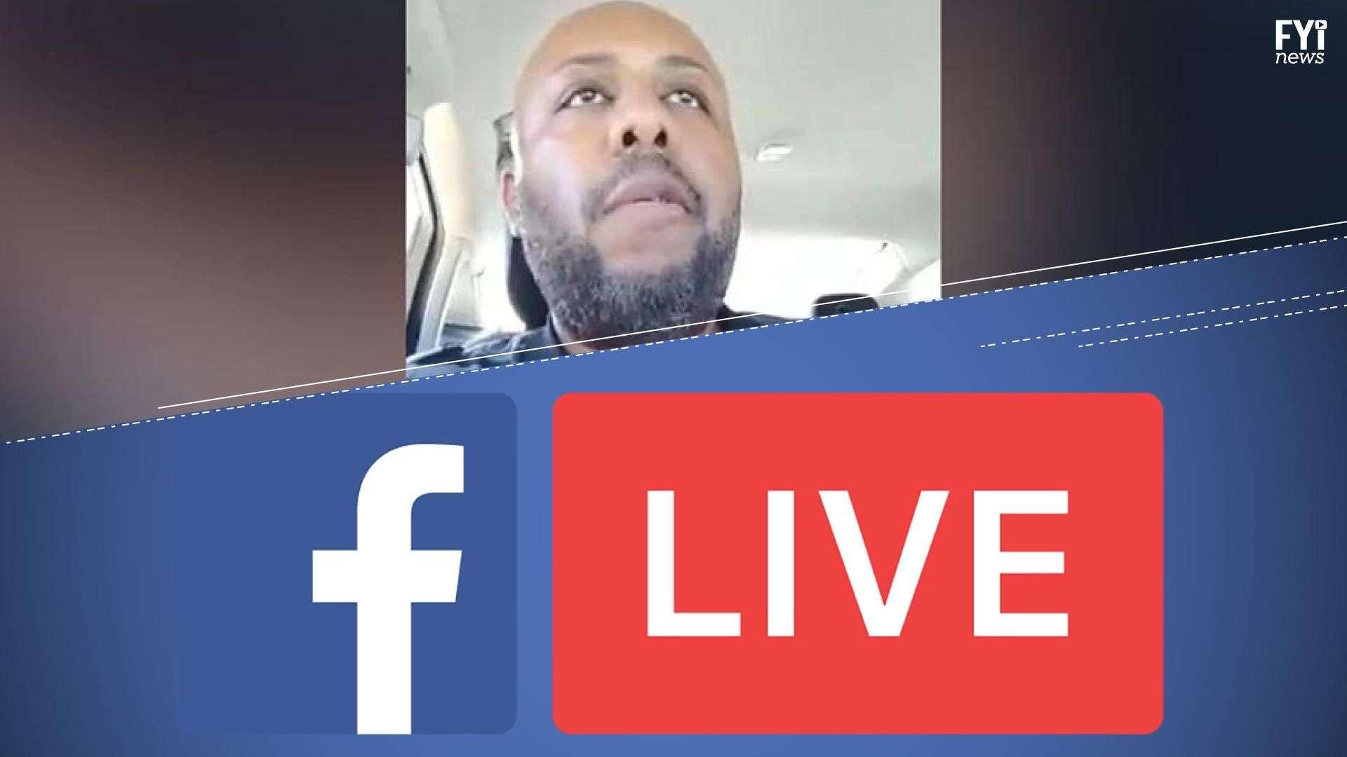 Mata a sus víctimas a través de Facebook Live