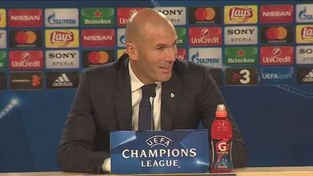 """Zidane: """"A lo mejor el Bernabéu no pita más a Cristiano"""""""